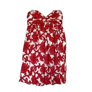 Milly of New York Strapless Cocktail Dress Size 4
